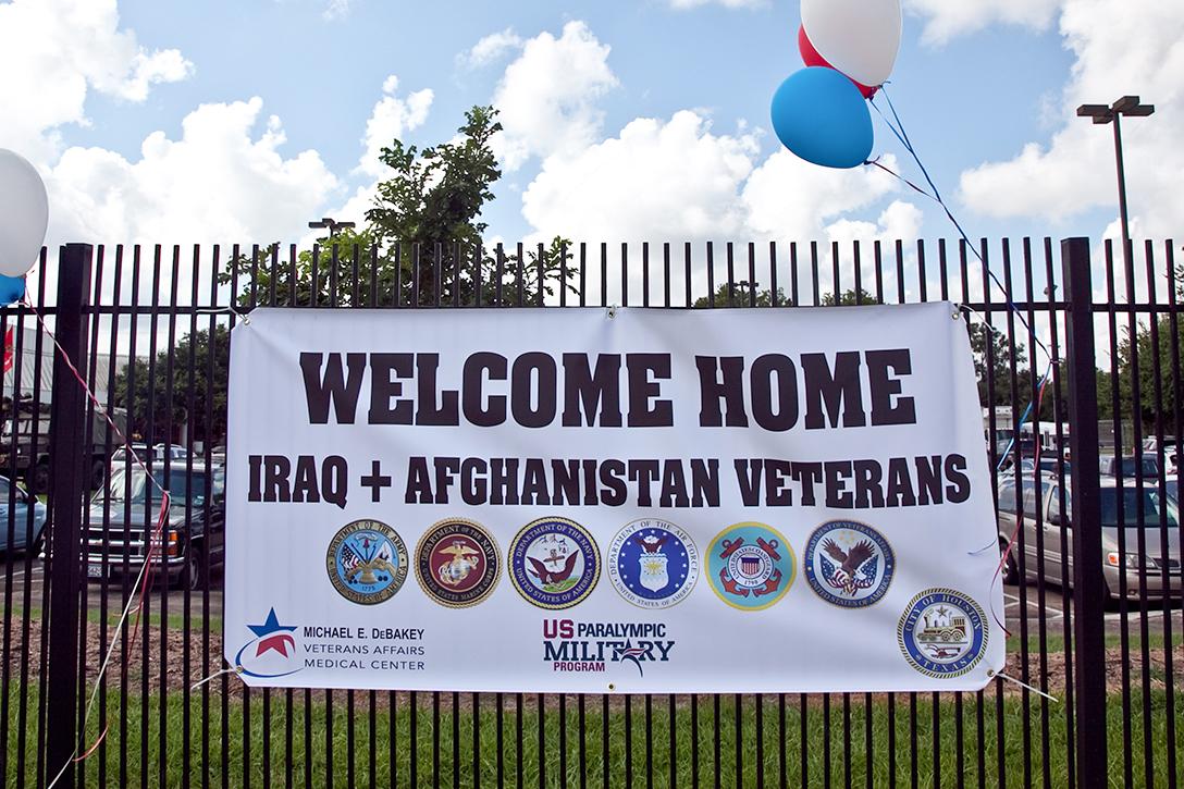 Iraq, Afghanistan, veterans