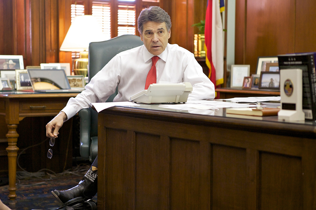 Texas, Governor, Rick Perry