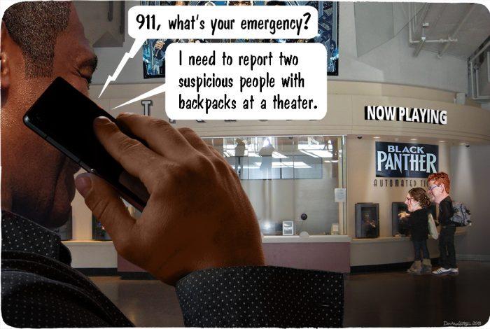 911 Vigilantes