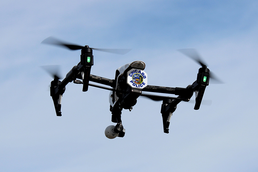Chicago, drone, surveillance