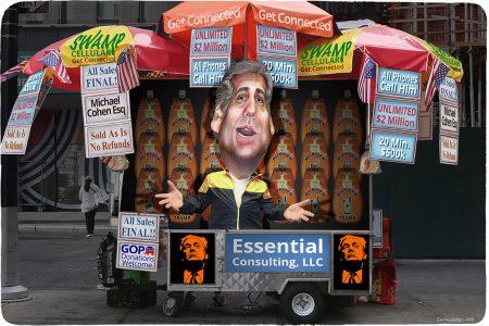 Michael Cohen, Essential Consulting