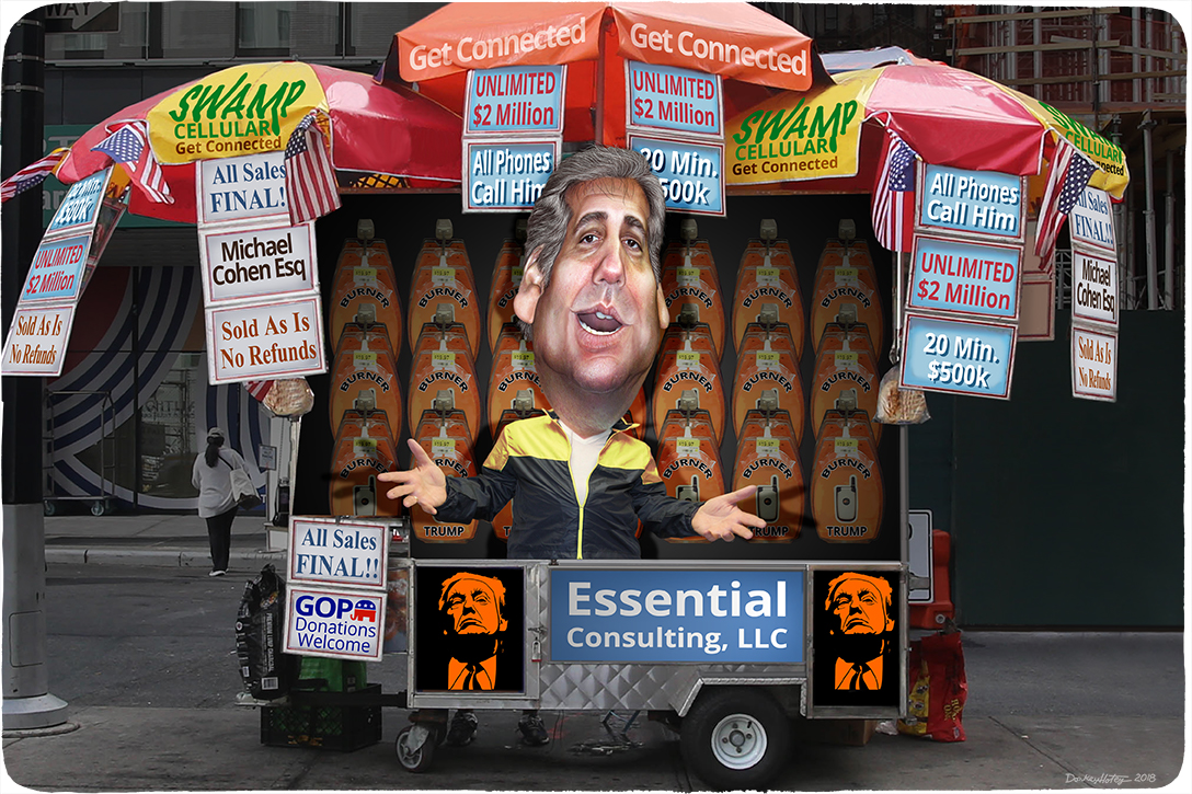 Michael Cohen, Essential Consulting