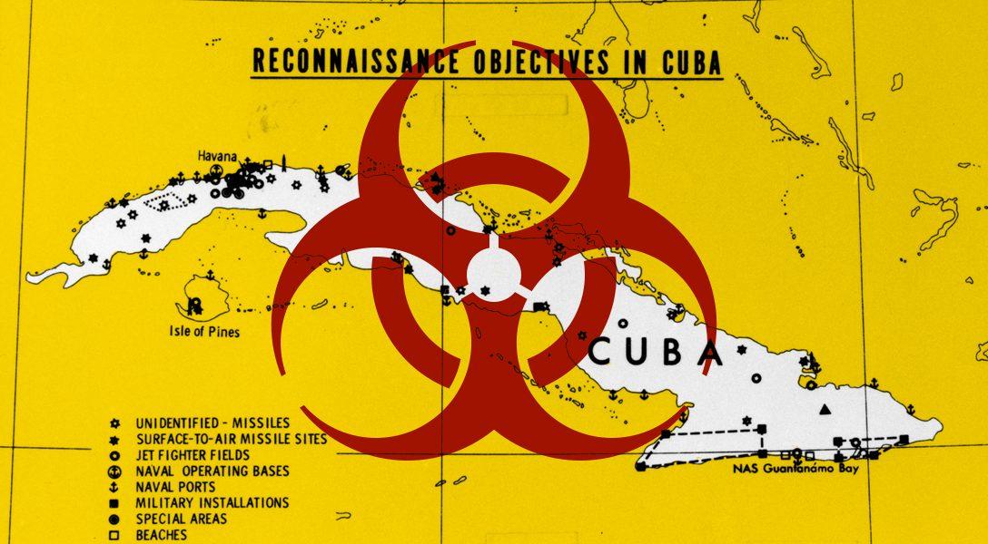 Cuba, biological warfare