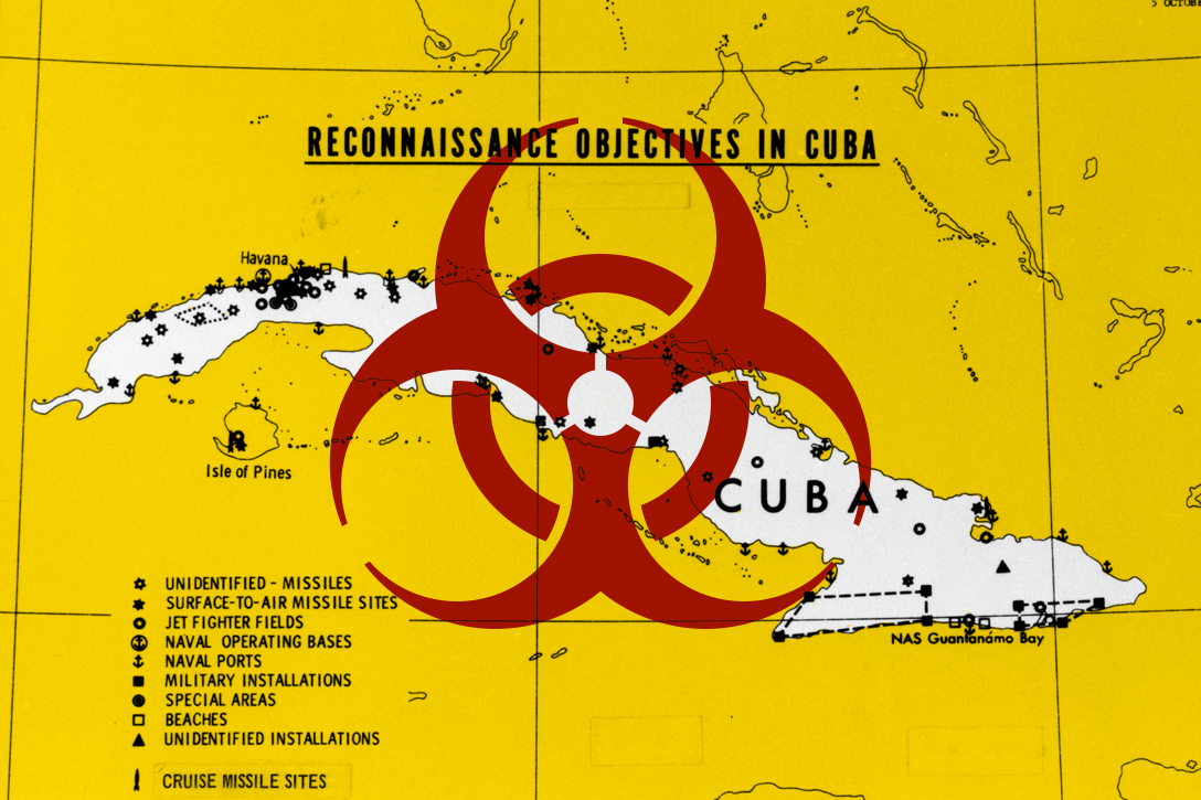 Cuba, biological warfare