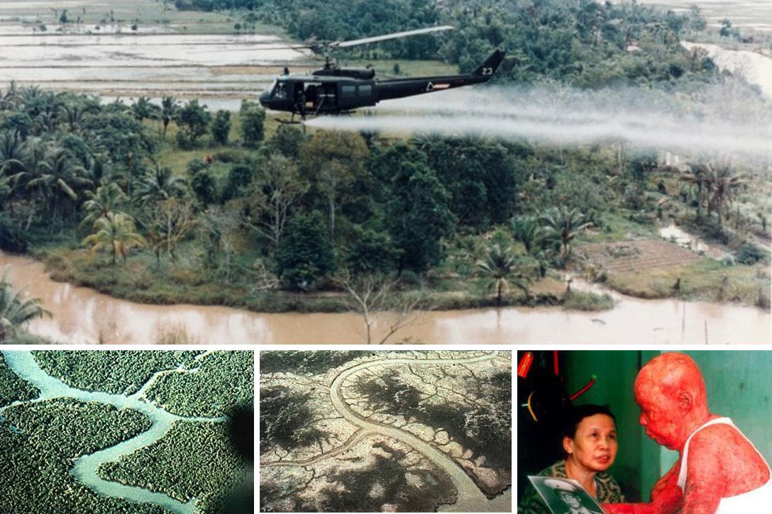 Vietnam War, Agent Orange