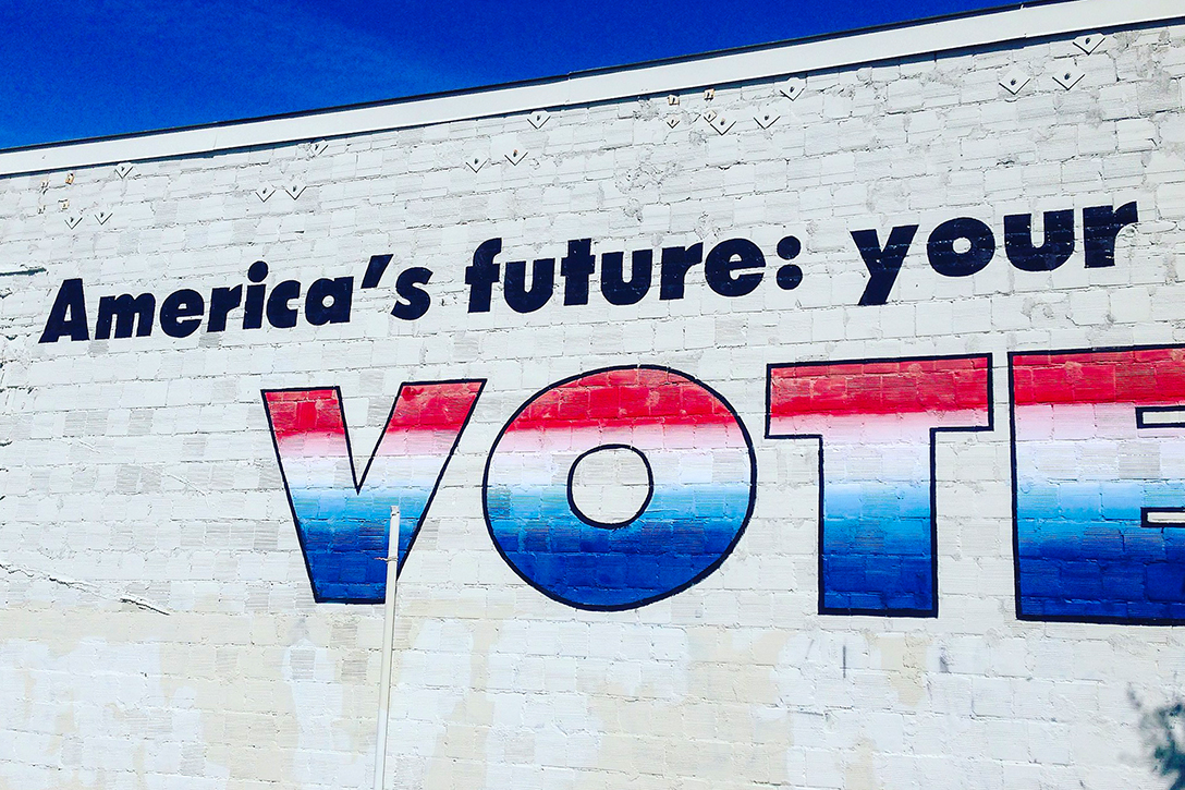 Vote Mural