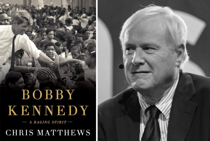 Bobby Kennedy, A Raging Spirit, Chris Matthews