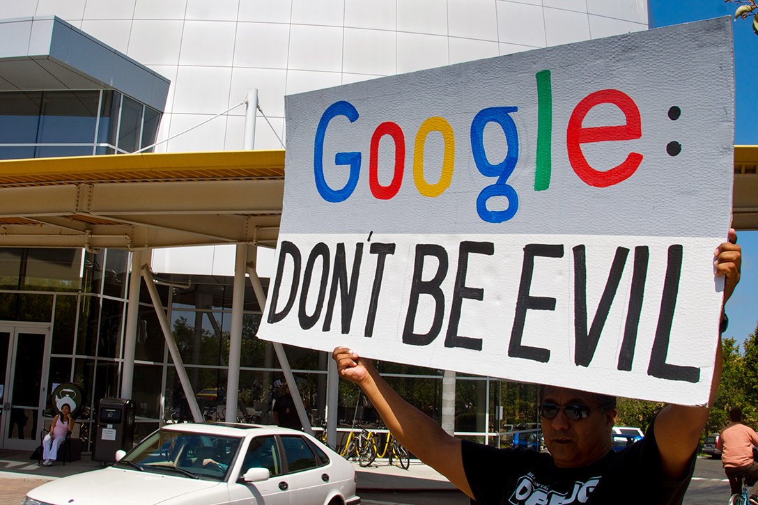 Google's Deep Involvement With the Pentagon - WhoWhatWhy