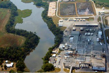 Mountaire Farms, Swan Creek, Millsboro, Delaware