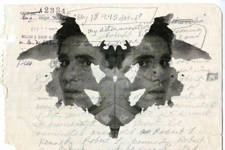 Sirhan Sirhan, inkblot, Rorschach Test