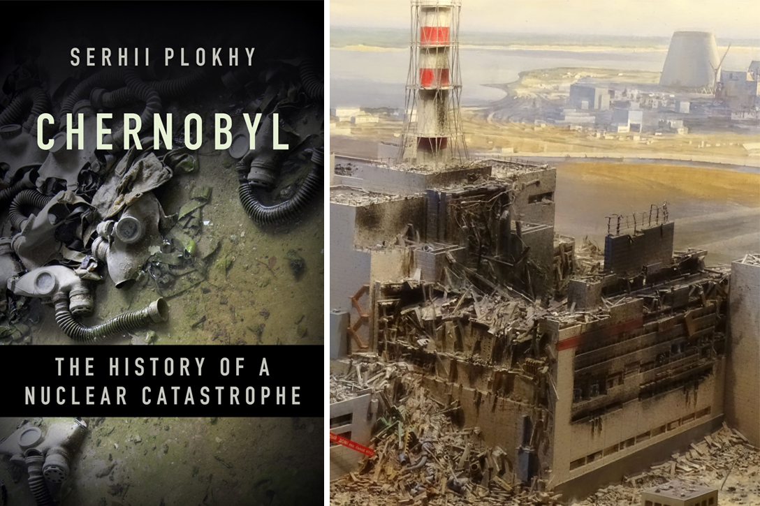 On This Day: Chernobyl Nuclear Power Plant Melts Down |Chernobyl Reactor Meltdown