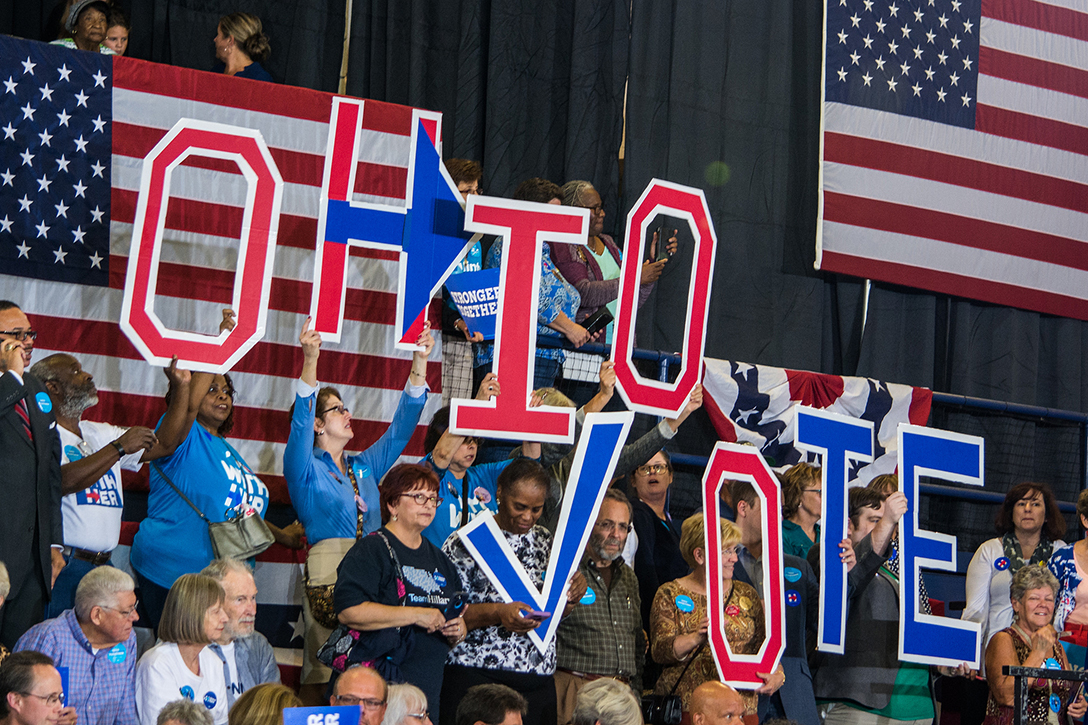 Ohio, voting