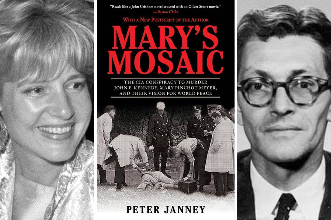 Mary Pinchot Meyer, Mary's Mosaic, James Jesus Angleton