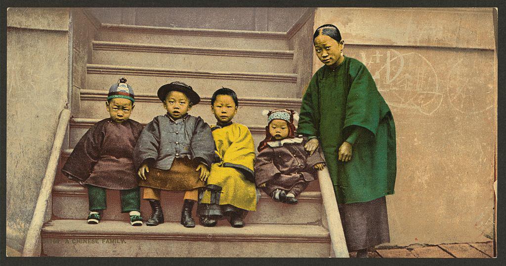 Chinese, immigrants, California