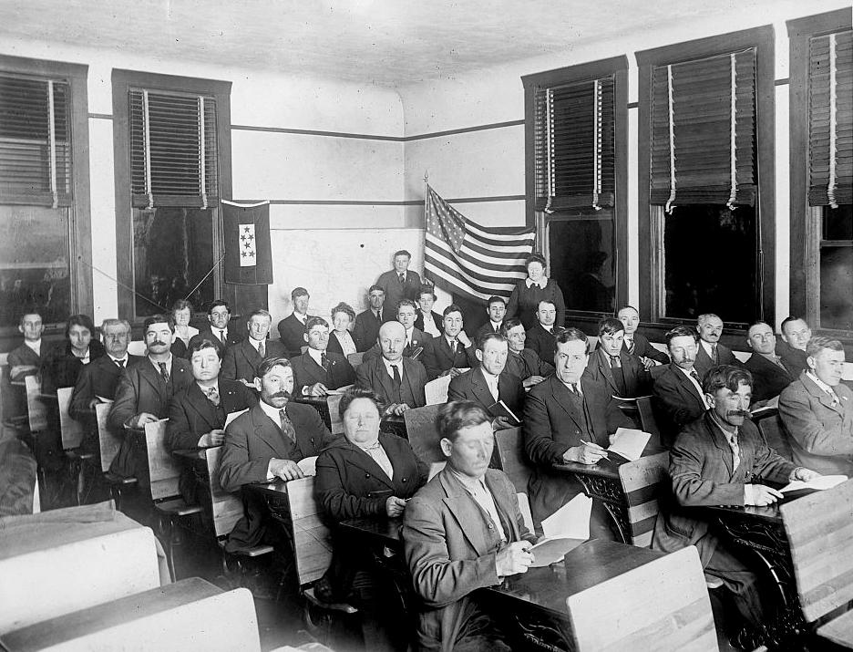 naturalization class