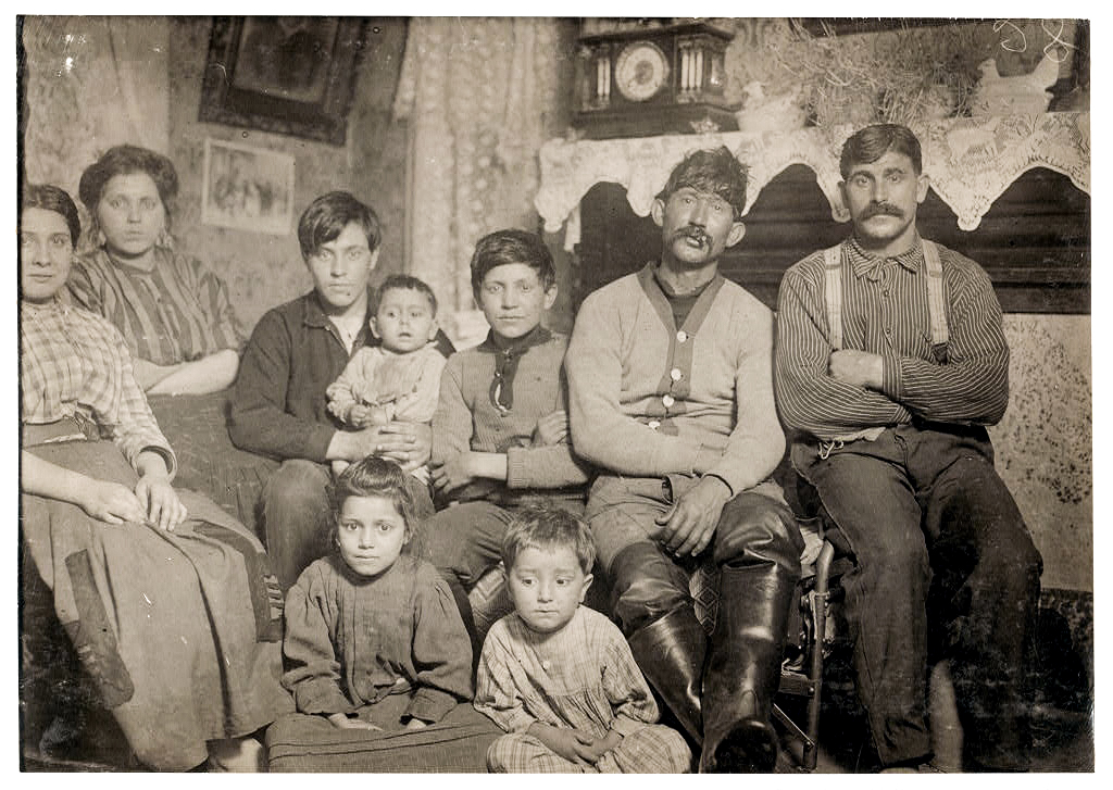 family, immigrants