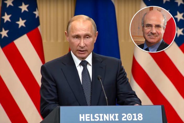 Vladimir Putin. Bill Browder