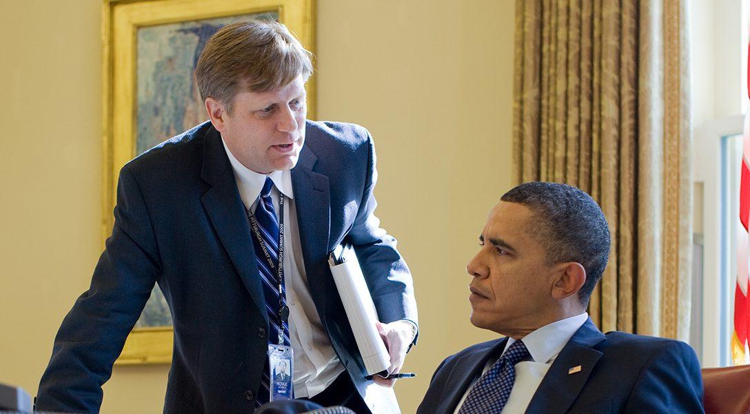 Michael McFaul, Barack Obama