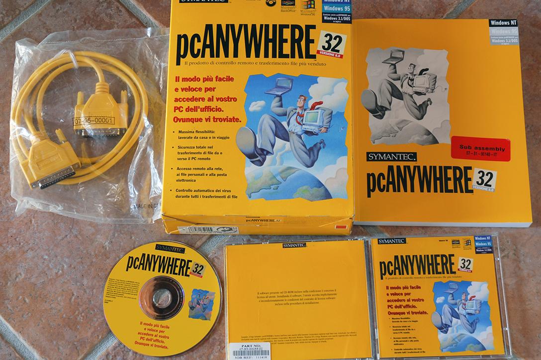 pcAnywhere