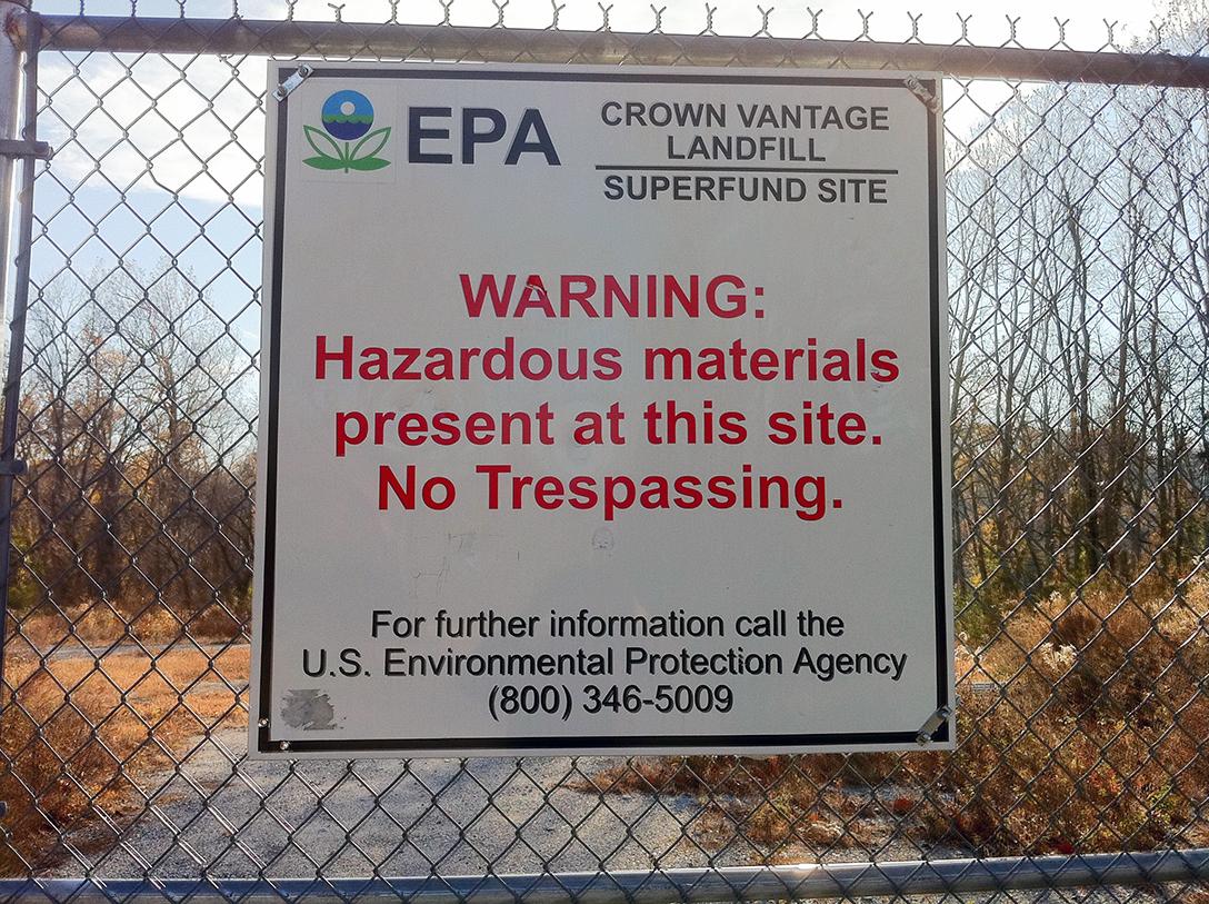 EPA site