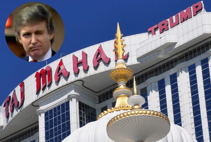 Donald Trump, Taj Mahal