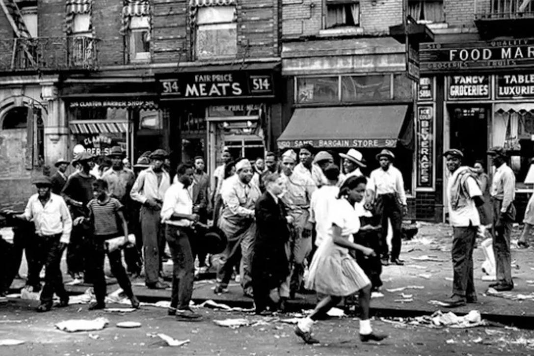 1943 Harlem Riots