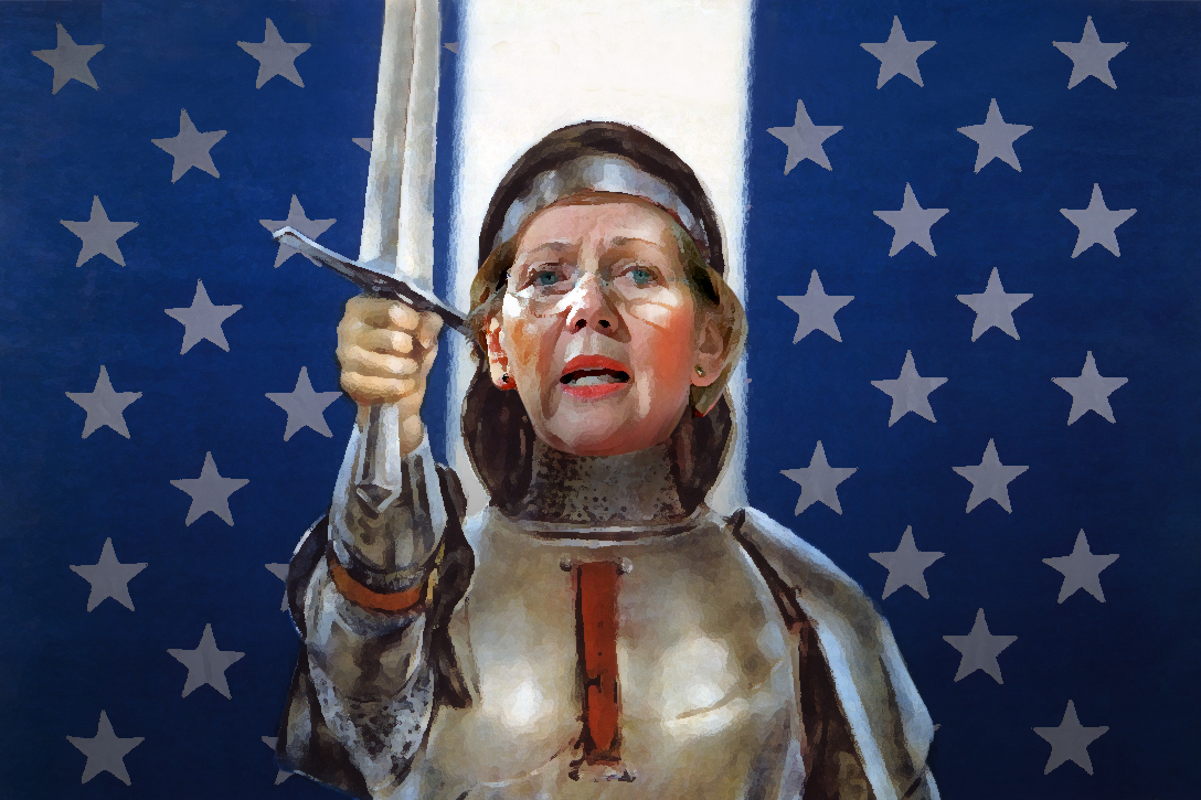 Elizabeth Warren, Joan of Arc