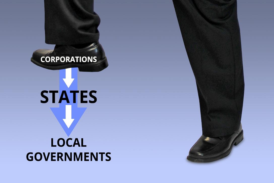 preemption, laws