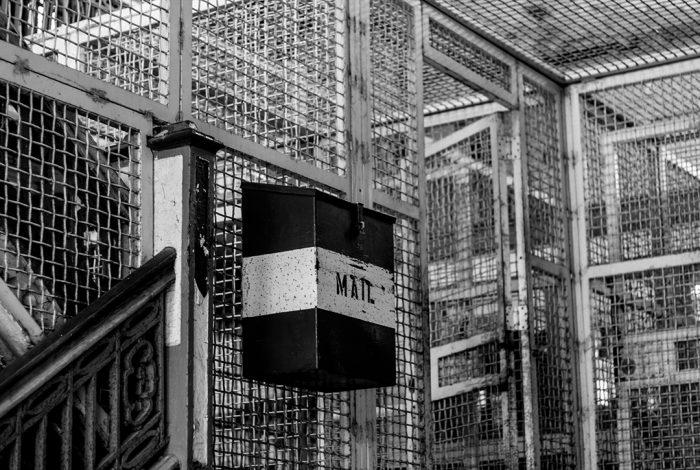 prison mail