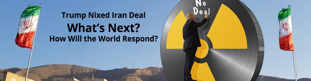 Iran deal, Donald Trump
