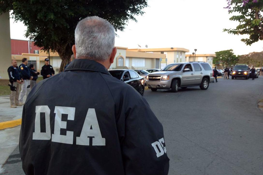DEA, agent