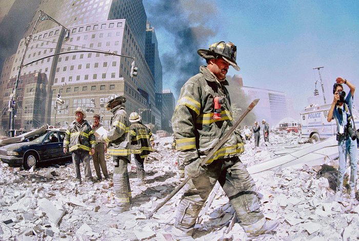 World Trade Center, 9/11