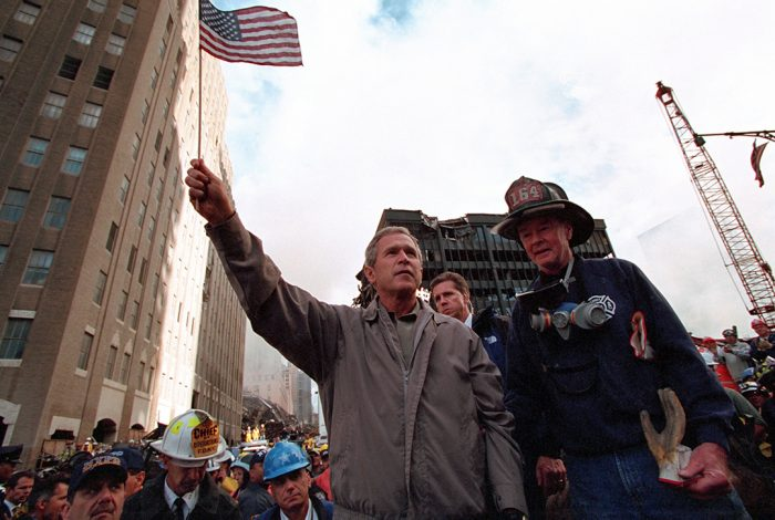 George W. Bush, NYC, 9/11 Attack
