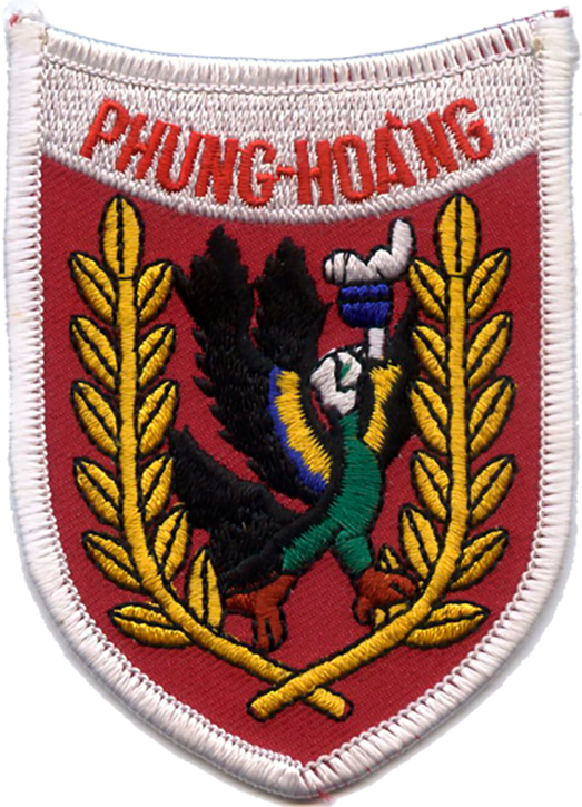 Phoenix Program, patch