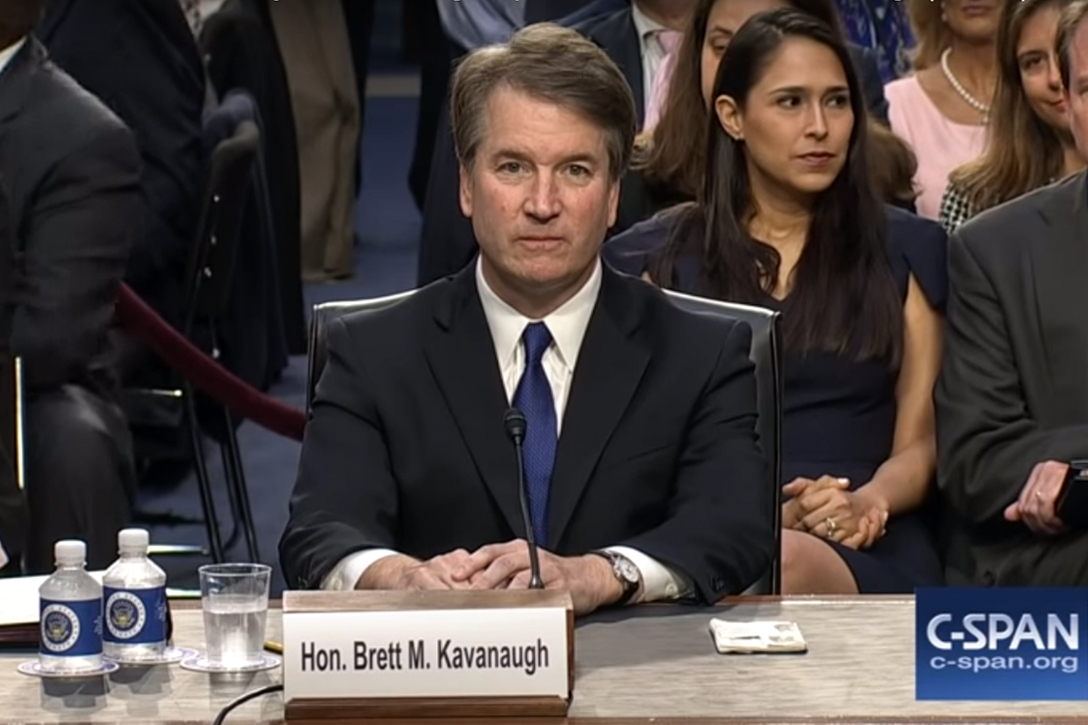 Brett Kavanaugh, Zina Bash