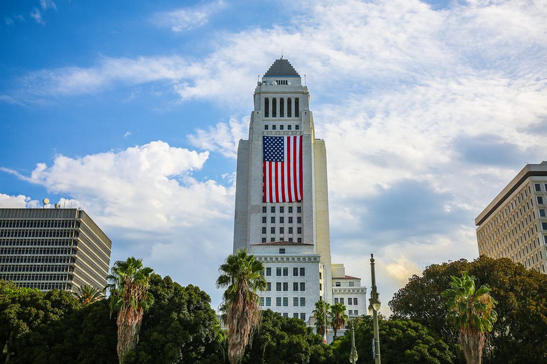 Los Angeles, City Hall