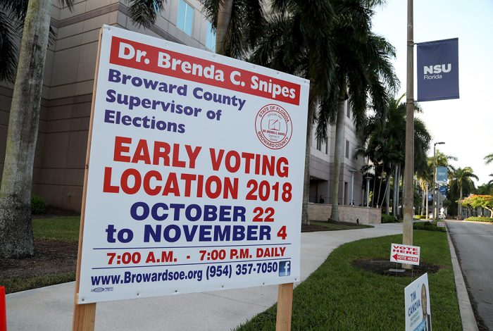 Florida, early voting