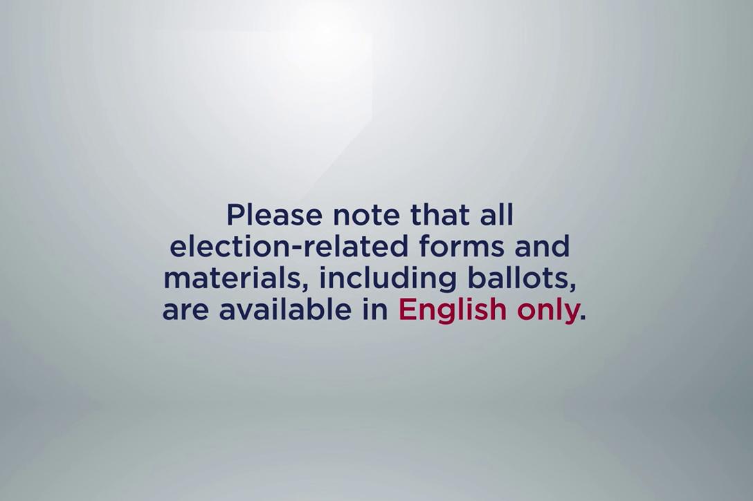 Georgia, ballots