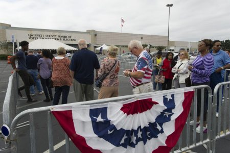 voters, Georgia