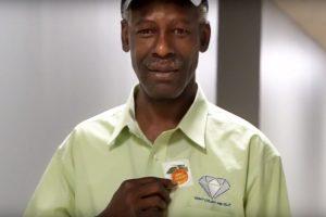 Jimmy Lockett, first time voter