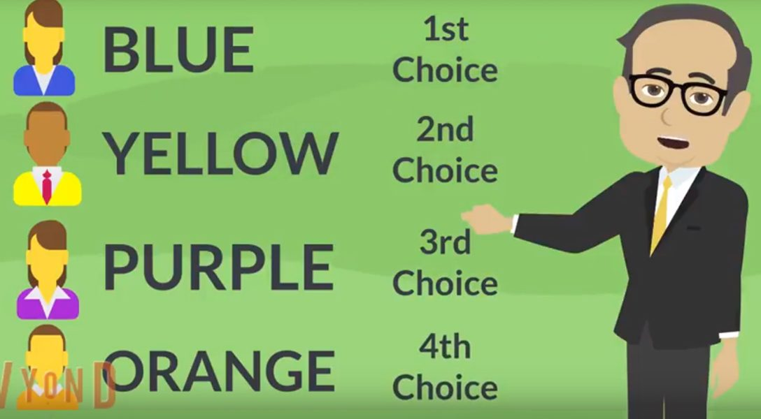 Ranked-choice Voting, Maine