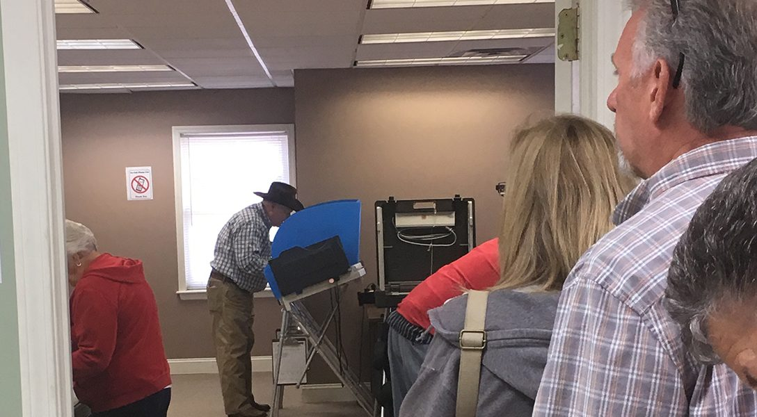 electronic voting, Georgia