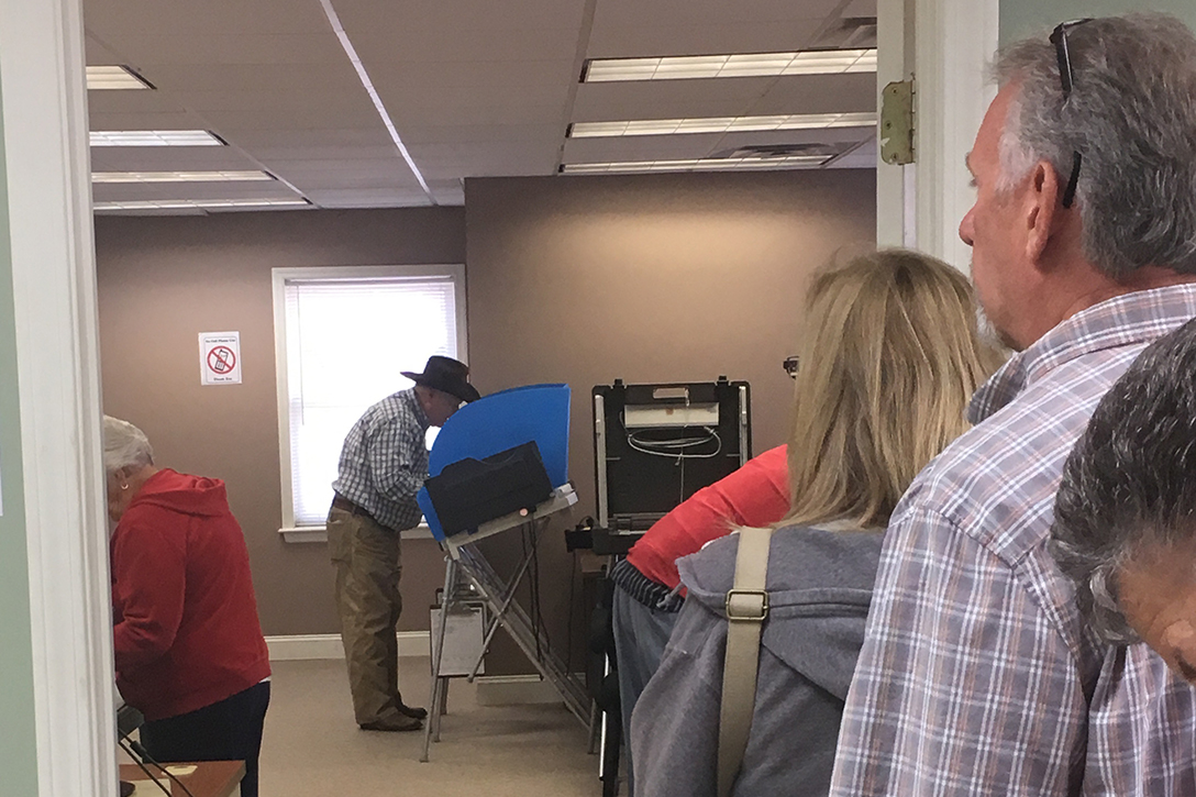 electronic voting, Georgia