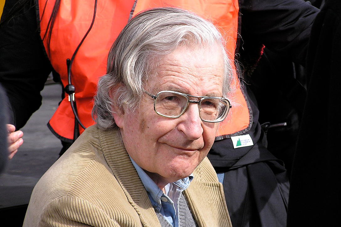A March to Disaster: Noam Chomsky Condemns Trump for Pulling Out of Landmark Nuclear Arms Treaty