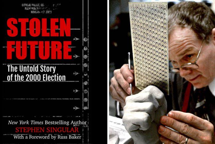 Stephen Singular, Stolen Future, hanging chads