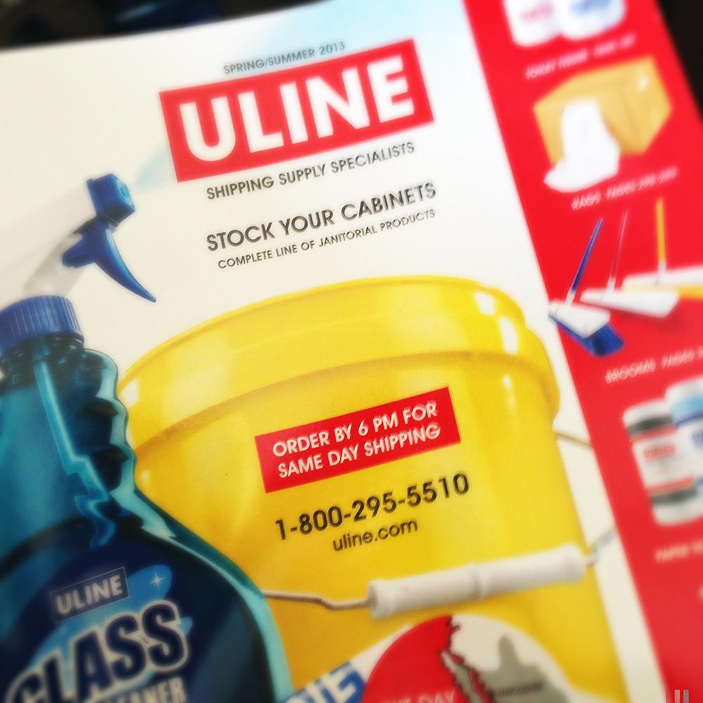 Uline catalog