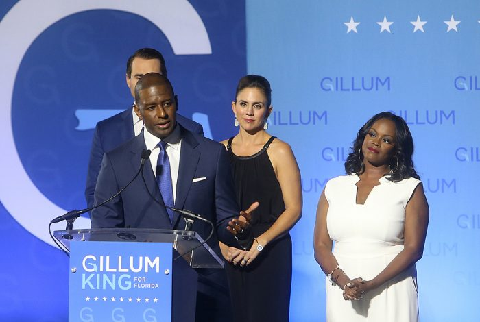 Andrew Gillum, concession speech, 2016