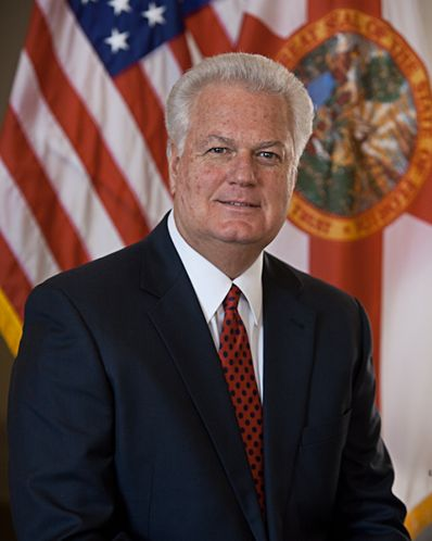 Florida Secretary of State Ken Detzner