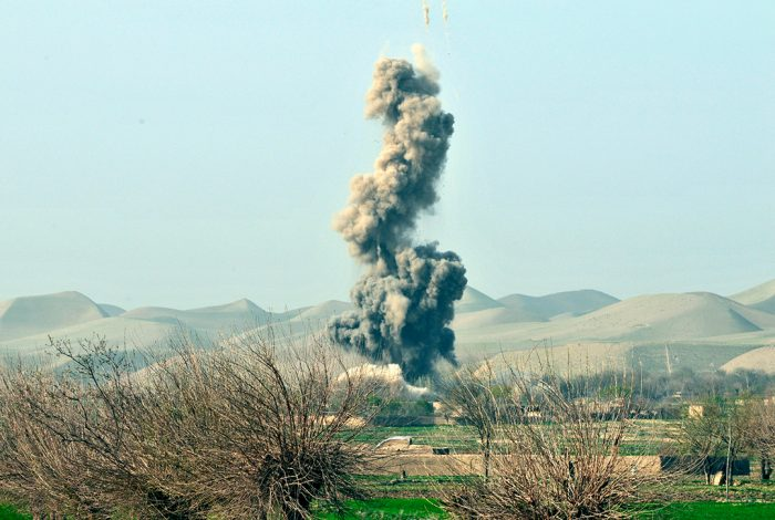 Afghanistan, bombs