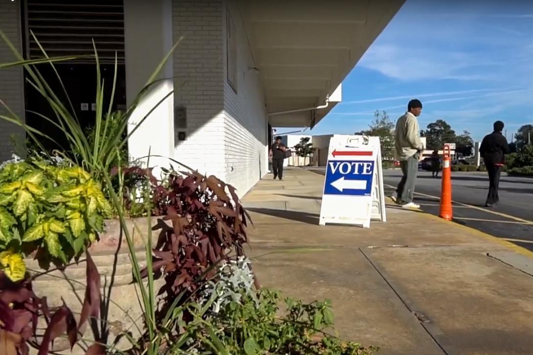 Early Voting, Dekalb, Georgia